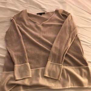 Brooks Brothers merino wool sweater